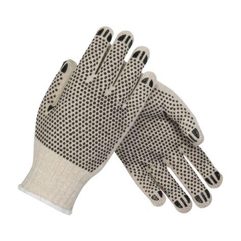 knit gloves sided pvc dotted knit gloves pip gloves pip36 110pdd