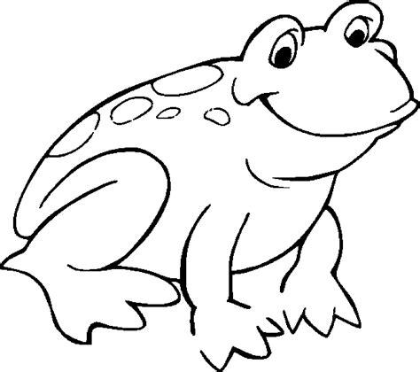 frog coloring page for preschool print download frog coloring pages theme for kids