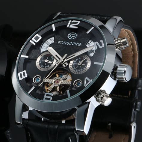 Jam Tangan Ess Mechanical Wm444 ess jam tangan mechanical wm444 black