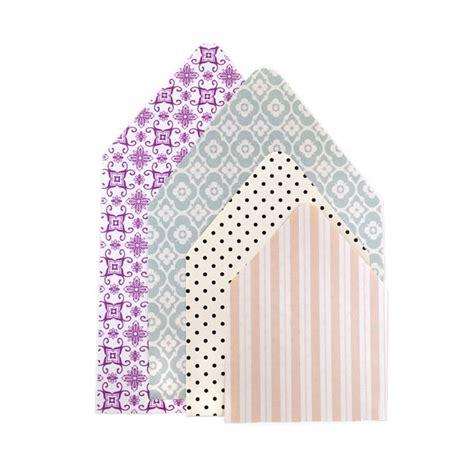 patterned envelope liners envelope liners choose a pattern euro flap single sample