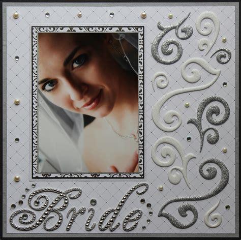 scrapbook layout ideas for engagement layout beautiful bride part2