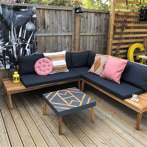 aldi special buy outdoor corner sofa home