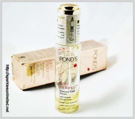 Gold Radiance Precious Youth Serum pond s gold radiance precious youth serum pond s gold