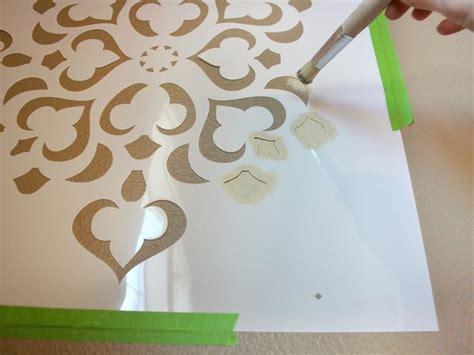stencil da letto stencil da letto decoupage decorare la