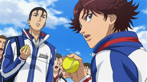 prince of tennis the prince of tennis ii onestopanime
