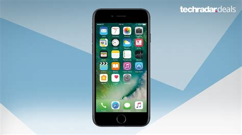 the cheapest iphone 7 unlocked sim free prices for black friday 2017 techradar