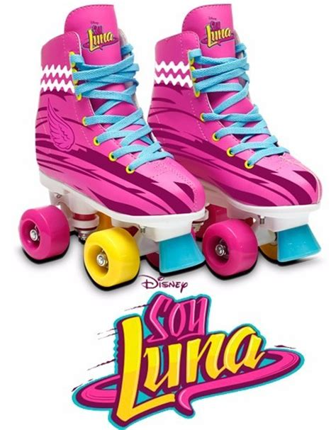 imagenes que digan soy luna patines artisticos 4 ruedas soy luna de moda oferta