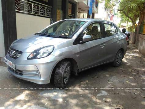 honda amaze used car in delhi used honda amaze s mt diesel in new delhi 2014 model