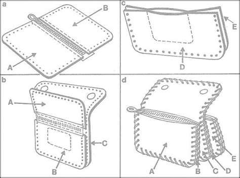 drawing pattern on leather how to make a suede purse leather hand purse faux