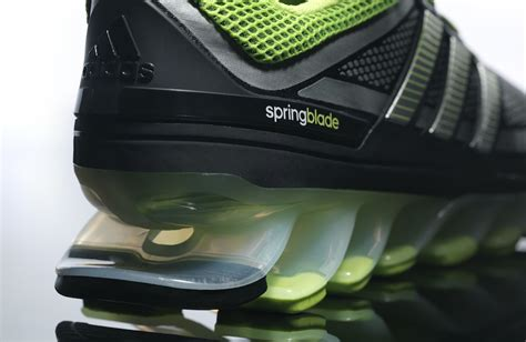 Zalora Sepatu Adidas Springblade adidas unleashes explosive energy with springblade run adobo ph