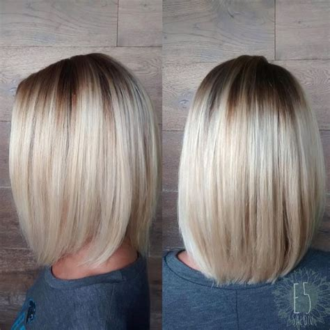 blonde bob dark roots 333 best images about h 161 174 on pinterest