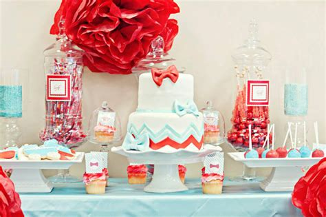 Bow Tie Baby Shower Ideas by Kara S Ideas Bow Tie Baby Shower Planning Ideas