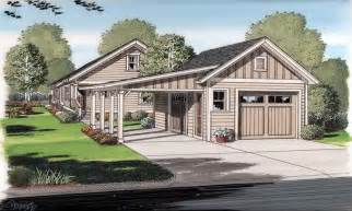 cottage house plans with garage cottage house plans with