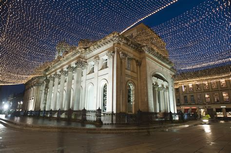 free stock photo of royal exchange square and goma