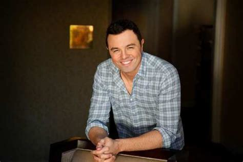 seth macfarlane voices ted why ted sounds so similar to family guy s peter