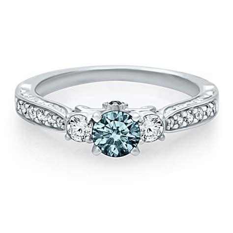 pin sapphire engagement ring wedding pink cake on