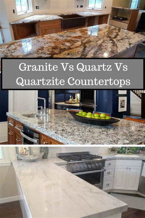What Is The Most Durable Kitchen Countertop by Quartz Vs Quartzite Vs Granite Kitchen Countertops House