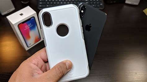 Patchworks Level Aegis Series For Iphone X Original Black iphone x patchworks level aegis series otterbox type protection