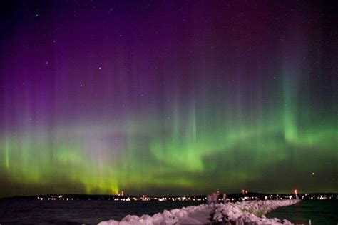Northern Lights Michigan Forecast by 25 Best Ideas About Northern Lights Tonight On