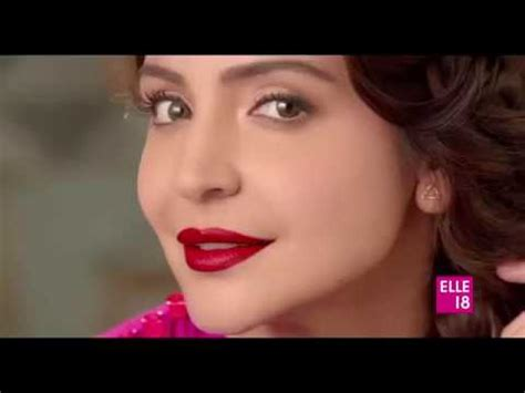 new colors for 2017 ad elle18 ad new color pops matte lipstick anushka sharma