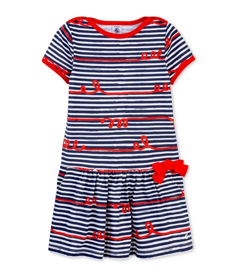 Petit Bateau Sale by Whimsical Striped Dress Petit Bateau Sale