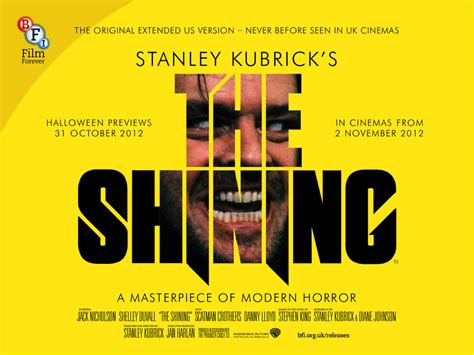 The Shining Bfi Classics the shining horror at it s finest inside media track