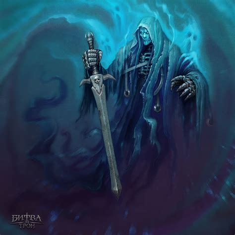 dungeon lord the wraith s haunt a litrpg series books ghost by sephiroth on deviantart