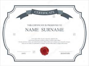 Windows Certificate Templates by Certificate Of Birth Template Birth Certificate Template