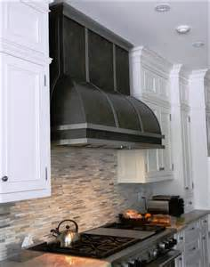 Custom range hoods ps31sp custom range hood blackened steel with