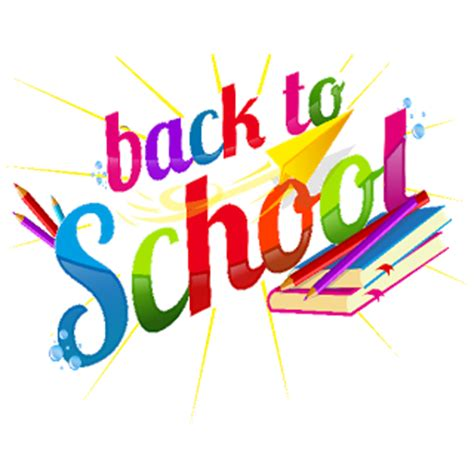 back to school clipart back to school logo school images