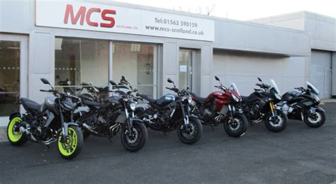 Motorcycle Dealers Kilmarnock by Yamaha Dealer New And Used Motorcycles Scooters Mcs