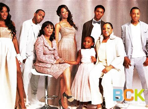 run s house the simmons family are featured in the may edition of