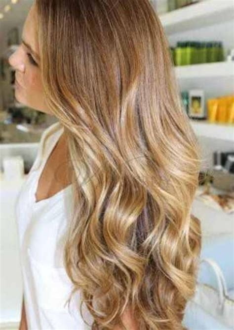 honey brown hair with blonde ombre ombr 233 honey brown blonde it s a woman s world pinterest