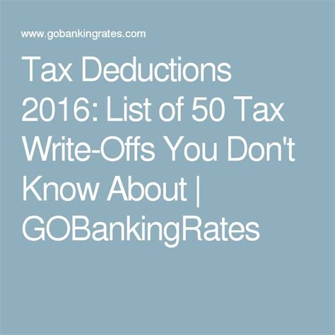 25 unique tax deductions ideas on business