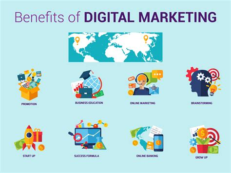 Mba Digital Media Marketing by Digital Marketing Benifits