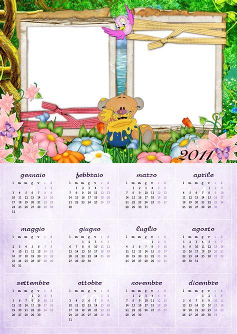 Calendario X Il Mio Angolo Creativo Calendari 2011 Per Bambini 1