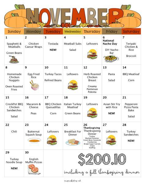kid friendly dinner menu 30 days of kid friendly dinners with free printable weekly