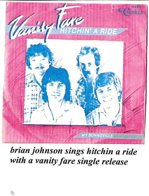 tremeloes alan blakley produced hitchin a ride for vanity