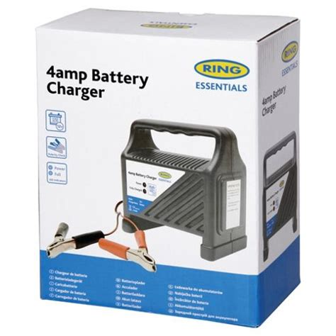 chargers tesco buy ring 4 battery charger from our car accessories