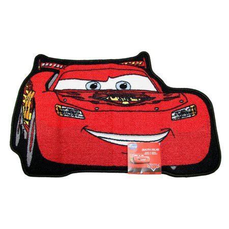Disney Pixar Cars Rug - disney pixar cars printed bath rug 1 8 quot x 2 6 quot walmart