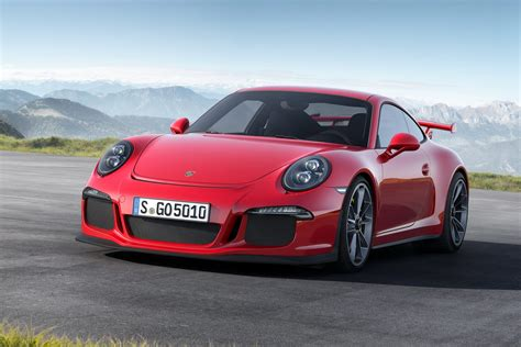 porsche new 2014 porsche 911 gt3 shown new york us pricing announced