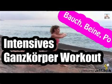 fitnessgerät zuhause intensives ganzk 246 rper workout bauch beine po