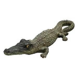 alligator decor alligator floating pool decor pm54564 cozydays