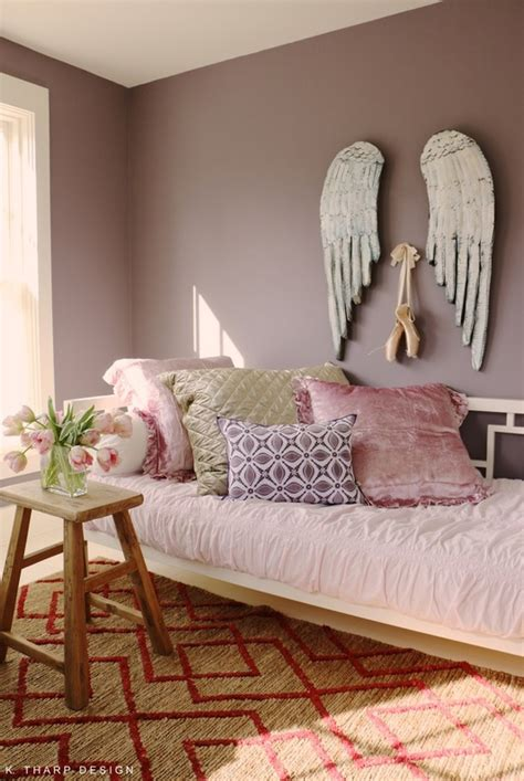 Plum Colored Bedroom Ideas romantic and functional interior design fresh american style