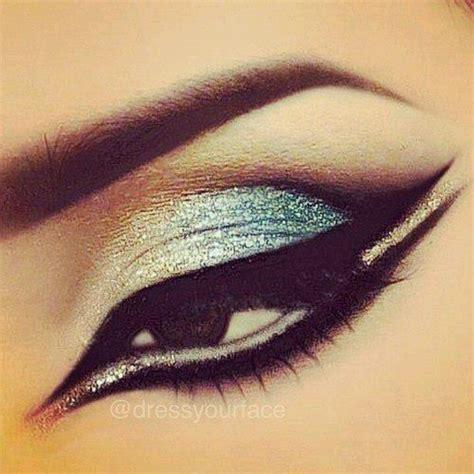 Eyeliner Arab goddess makeup mascaras goddess and