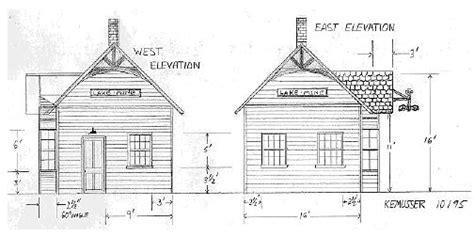 railroad house plans train miniatures figures brasseur electric trains hours