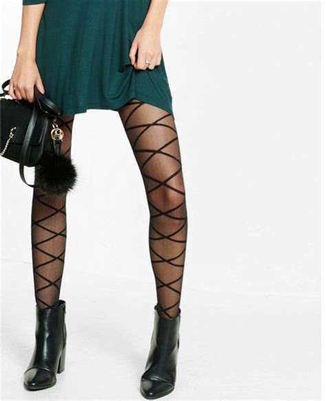 patterned tights express 7727 best images about tights on pinterest shaping