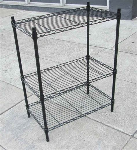 Small Wire Rack by Uhuru Furniture Collectibles Sold Small Wire Rack 20