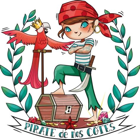 pirate wall stickers wall stickers pirate boy