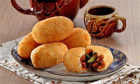 makanan khas suku sunda asli  unik  singkong